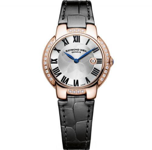 RAYMOND WEIL Jasmine Gold & Diamond Ladies Watch 5229-PCS-01659